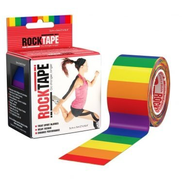 Rainbow Rocktape 5x5