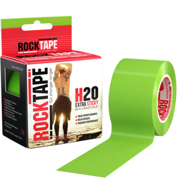 H2O Lime green Rocktape